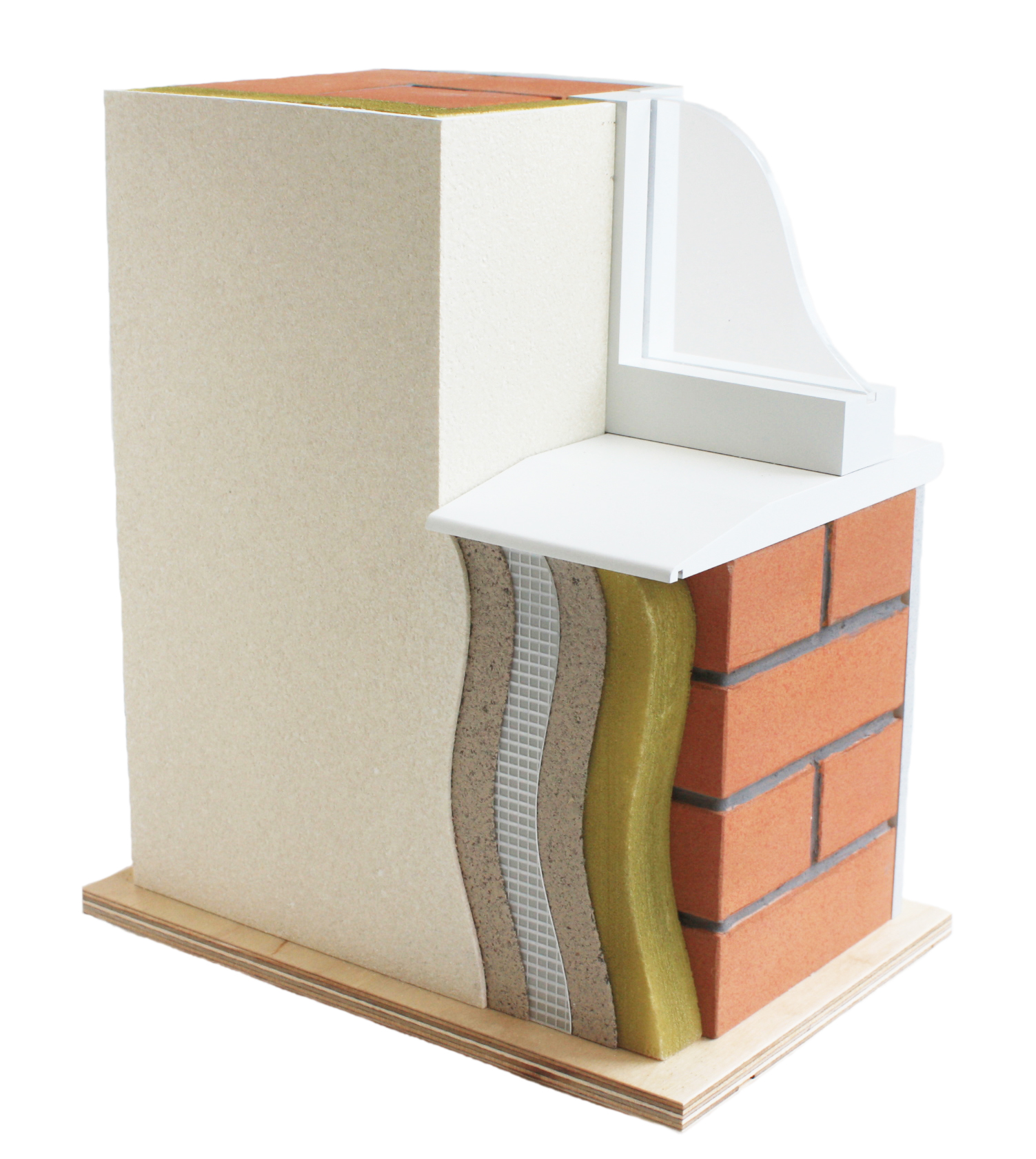 Solid Wall Insulation External Centre For Sustainable Energy