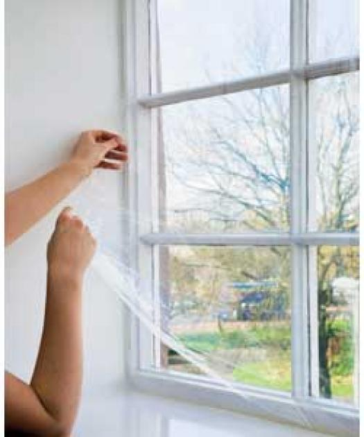 secondary double glazing kits homebase installing a. Black Bedroom Furniture Sets. Home Design Ideas