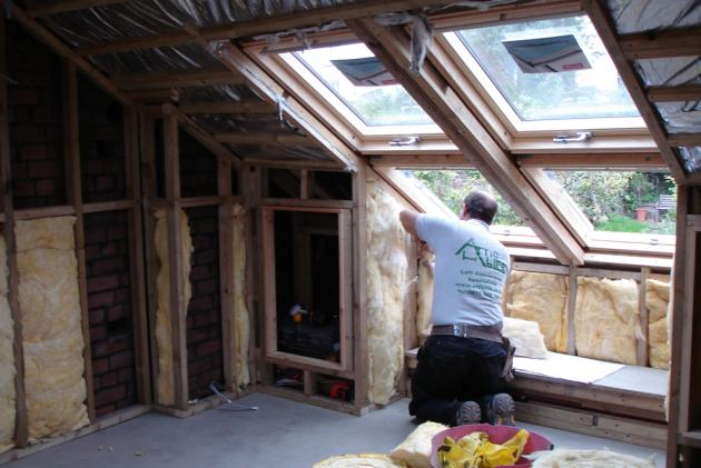 Converting The Loft Insulation And Ventilation Issues